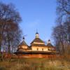 Cerkiew w Gorajcu/Szlak Architektury Drewnianej/Wooden Architecture Trail