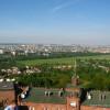 Panorama Krakowa z Kopca Kościuszki fot. P. Kubik