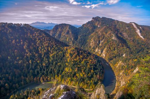 Dunajec Floßfahrt