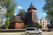 WOODEN ARCHITECTURE TRAIL- UNESCO (THE SOUTH PART OF THE LESSER POLAND)