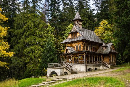 Zakopane und die Tatra